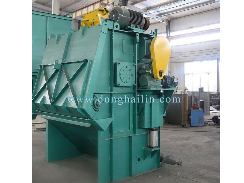 Drum Shot Blasting Machine