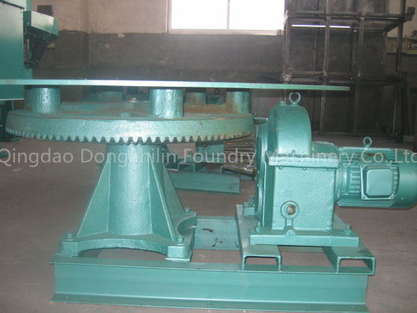 Series Disk Feeding Machine