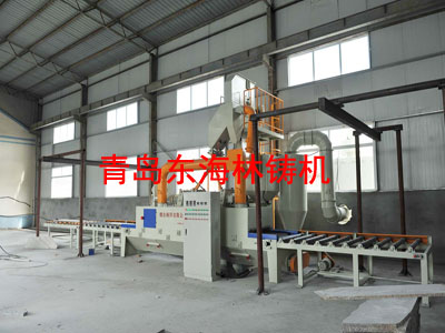 Marble Stone Shot Blasting Machine